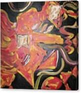 Guitar Jiggy Canvas Print