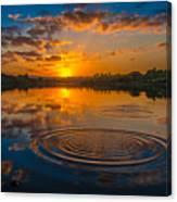 Guladoo Lake Canvas Print