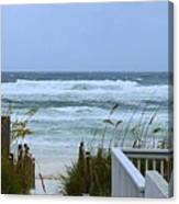 Gulf Coast Waves Canvas Print
