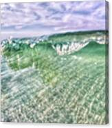 Gulf Waves Canvas Print