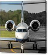 Gulfstream Aerospace G500 I-delo Frontal.nef Canvas Print