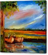 Gullah Lowcountry Sc Canvas Print