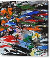 Gummies Canvas Print