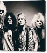 Guns N' Roses - Band Portrait Canvas Print