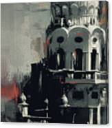 Gurdwara 190 Iv Canvas Print