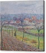 Gustave Loiseau 1865 - 1935 Big Spring Landscape Canvas Print