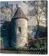 Guttenberg Castle Canvas Print