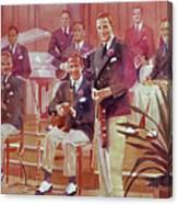 Guy Lombardo The Royal Canadians Canvas Print