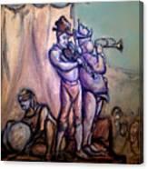 Gypsies Part 2 Canvas Print