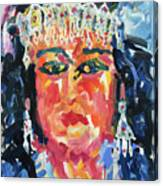 Gypsy Afternoon Canvas Print