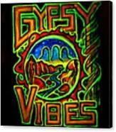 Gypsy Vibes  Canvas Print
