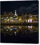 Haarlem Night Canvas Print
