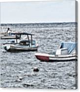 Habana Ocean Ride Canvas Print
