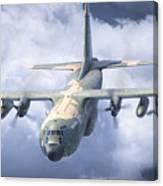 Haf C-130 Hercules Canvas Print