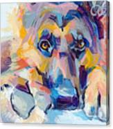 Hagen Canvas Print