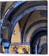 Hagia Sophia Detail Canvas Print
