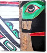 Haida One Canvas Print