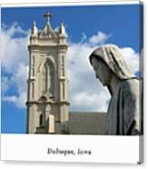 Hail Mary, Full Of Grace Canvas Print