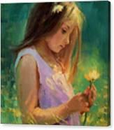 Hailey Canvas Print
