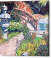 Hakone Canvas Print