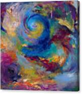 Halcyon Winds Canvas Print