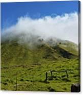 Haleakala Landscape Canvas Print