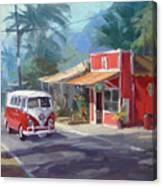 Haleiwa Canvas Print
