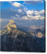 Half Dome Canvas Print