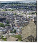 Halifax Panoramic View 4 Canvas Print