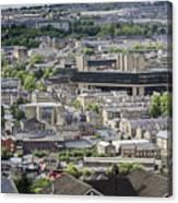 Halifax Panoramic View 5 Canvas Print