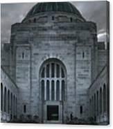 Hall Of Memory Canvas Print