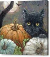 Halloweeen I Canvas Print
