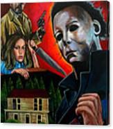 Halloween 1978 Canvas Print