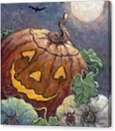 Halloween II Canvas Print