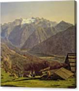 Hallstatter See Canvas Print