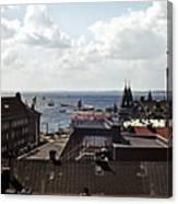 Halsingborg Sweden 2 Canvas Print