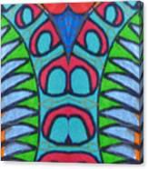 Hamden Scales Canvas Print