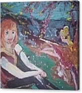 Hammy Havoc Canvas Print