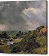 Hampstead Heath Canvas Print