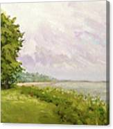 Hampton Bays Canvas Print