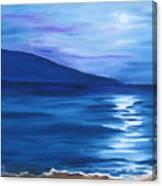 Hanalei Moon Canvas Print