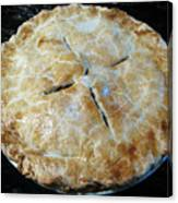 Handcrafted Apple Pie Canvas Print
