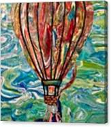 Hang In Theair Canvas Print