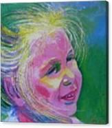 Hanna 2 Canvas Print