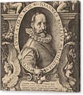 Hans Bol Canvas Print