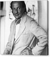 Hans Hofmann (1880-1966) Canvas Print