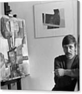 Hans Lenes Canvas Print