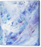 Happy Abstract Canvas Print