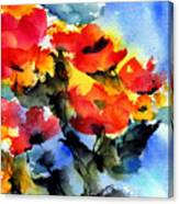 Happy Day Canvas Print