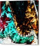 Dog Tails Canvas Print